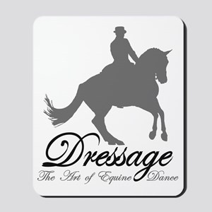 Dressage Dance Mousepad