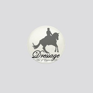 Dressage Dance Mini Button