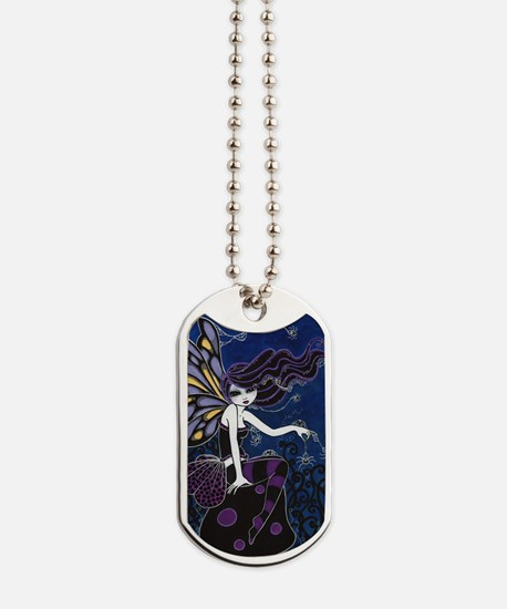 Night Weaver Dog Tags