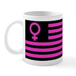 Female Flag Mug