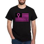 Female Flag Dark T-Shirt