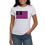 Female Flag Women's T-Shirt