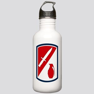 192 infantry_bde Stainless Water Bottle 1.0L