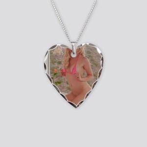 0125 Necklace Heart Charm