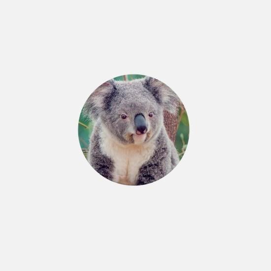 Koala Smile pillow Mini Button