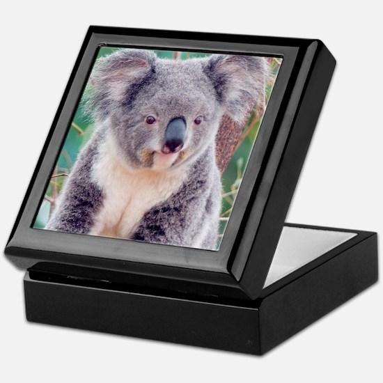 Koala Smile pillow Keepsake Box