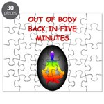 astral projection Puzzle