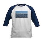 Scenic Liverpool (Blue) Kids Baseball Jersey
