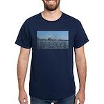 Scenic Liverpool (Blue) Dark T-Shirt
