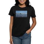 Scenic Liverpool (Blue) Women's Dark T-Shirt