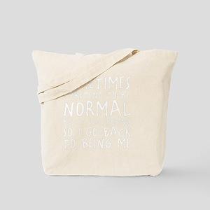 beingmeDrk Tote Bag