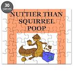 nutty squirrel poop Puzzle