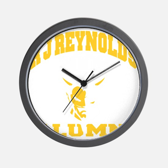 ALUMNI09 Wall Clock