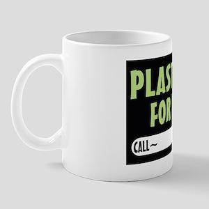 plasterer Mug