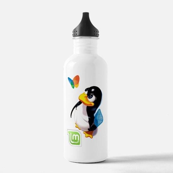 Tux Swat-Mint Water Bottle