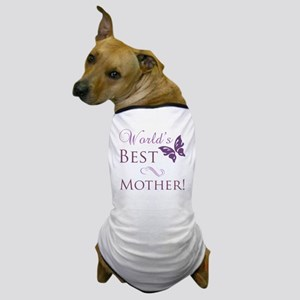 Butterfly_Mother Dog T-Shirt