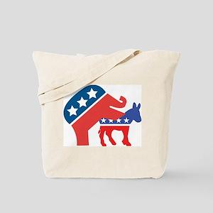 Donkey Hump  Tote Bag