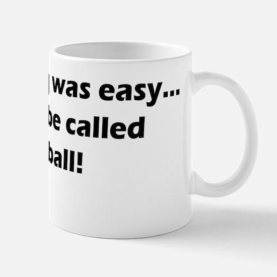 swim slogan copy Mug