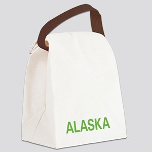 liveAK2 Canvas Lunch Bag