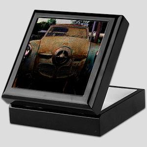 old_studebaker Keepsake Box