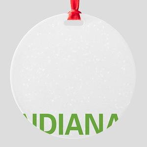 liveIN2 Round Ornament