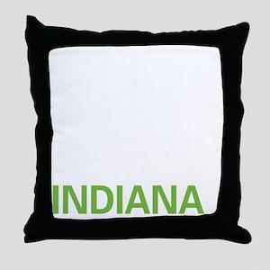 liveIN2 Throw Pillow