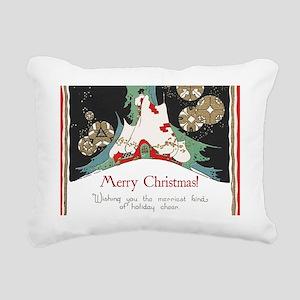sterrett_style_house_xma Rectangular Canvas Pillow