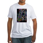 Negative Fitted T-Shirt