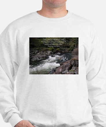 Trust in the Lord Proverbs Kayak Sweater