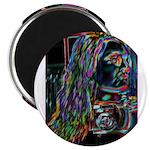 """Negative 2.25"""" Magnet (100 pack)"""