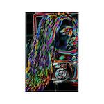 Negative Rectangle Magnet (100 pack)