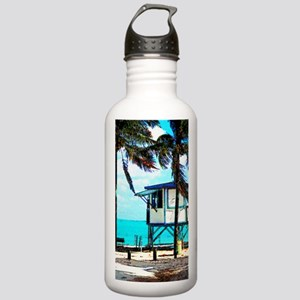 lifeguard_tower copy Stainless Water Bottle 1.0L