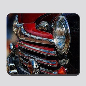 super_deluxe copy Mousepad