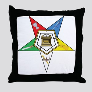 oesTall iPHONE Throw Pillow
