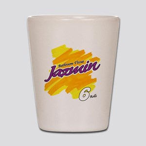 Jazmin Shot Glass
