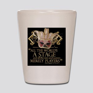 as you like it 2 Shot Glass