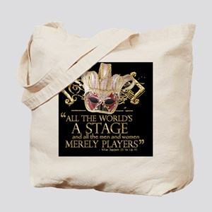 as you like it 2 Tote Bag