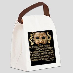 henryV Canvas Lunch Bag