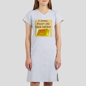 SCRABBLE Women's Nightshirt