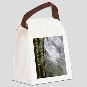 oldman_panel Canvas Lunch Bag