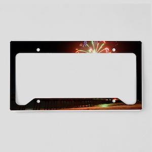 1 HB Pier 2009 Fireworks - Co License Plate Holder