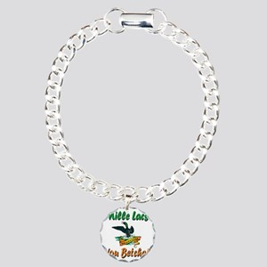 MilleLacsMinnesotaLoon Charm Bracelet, One Charm
