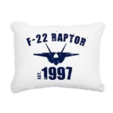 Flyboy Rectangle Canvas Pillows