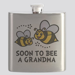 Soon 2bee Grandma Flask