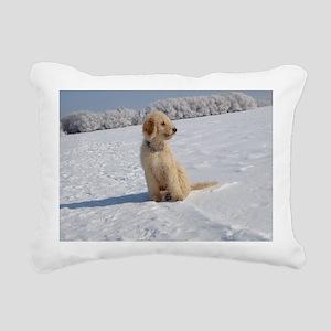 Teva calendar Rectangular Canvas Pillow