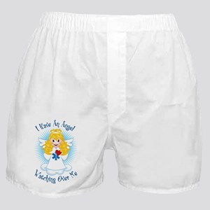 Angel-Watching-Over-Me-EMT Boxer Shorts
