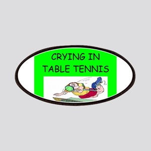 table tennis gifts Patches