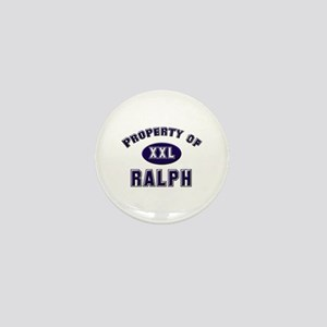 Property of ralph Mini Button