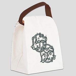 bdsm tribal 2sum Canvas Lunch Bag