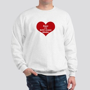 Greatest Valentine: Keegan Sweatshirt